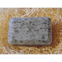 Savon exfoliant 200 gr Lavande