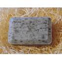 Savon exfoliant 100 gr Lavande