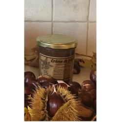 Crème de marron 350 g - fabrication artisanale, Provence