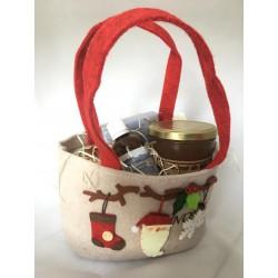 Coffret sac de Noël